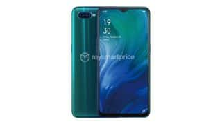 Oppo Reno A series phone full specifications and render leaked online