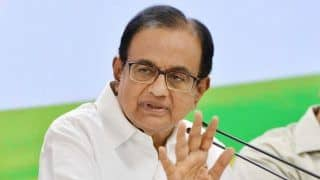 INX Media Case: 'Truth Finally Prevails,' Tweets Congress As P Chidambaram Gets Bail After 106 Days