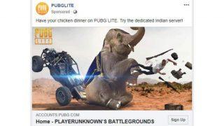 PUBG Lite now has a dedicated Indian server