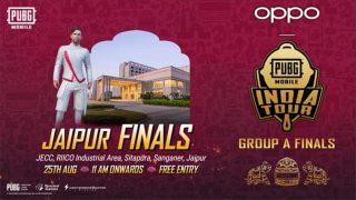 PUBG Mobile India Tour: 25 अगस्त को होंगे Jaipur Finals, घर बैठे ऐसे देखे लाइव इवेंट