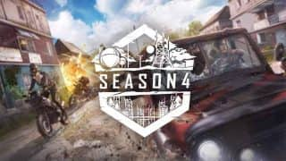 PUBG Console Update 4.2 now live with Season 4