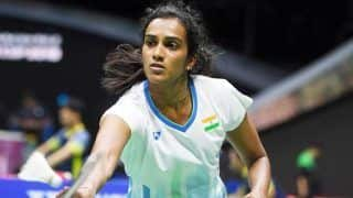 PV Sindhu Crashes Out of Korea Open, Loses Against USA's Beiwen Zhang in 1st Round of Super 500 Badminton Tournament; B Sai Praneeth Exits With Injury