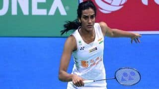 Sindhu Advances to Third Round of World Championships With Straight Games Win
