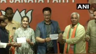 Babita Phogat Joins BJP, Days After Backing Haryana CM Khattar Over His Comment on Kashmiri Women