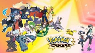 Pokémon Masters is now out for Android and iOS