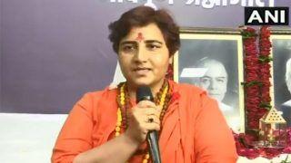 MP Bypolls के लिए BJP के स्टार प्रचारकों की सूची जारी, प्रज्ञा ठाकुर का नाम नहीं