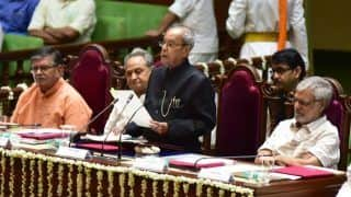 Parliamentary Democracy Didn't Come Easily to us: Pranab Mukherjee