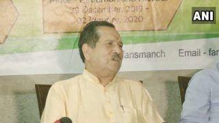 RSS नेता इंद्रेश कुमार ने शहीद हेमंत करकरे को लेकर दिया विवादित बयान, गर्मा सकती है सियासत