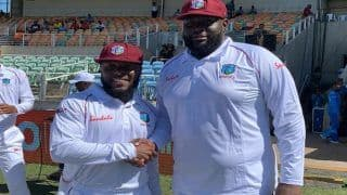 IND vs WI 2nd Test: Rahkeem Cornwall Breaks 117-Year-Old Record to Become Heaviest Test Cricketer Ever to Take The Field During India vs West Indies Match in Jamaica