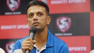 Age Fraud Detrimental to Health of Indian Cricket: Rahul Dravid