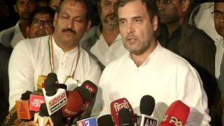 असहमत होकर भी मोदी सरकार के समर्थन में आए राहुल, कही ये बात