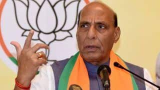 Private Sector Defence Production at Rs 16k Crore: Rajnath Singh