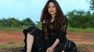 Rani Chatterjee is Bold And Beautiful in Sheer Black Ensemble in Her Latest Photoshoot