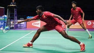 Satwiksairaj Rankireddy And Chirag Shetty Enter Men's Doubles Thailand Open Semis