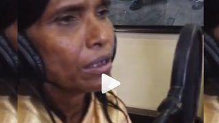 VIDEO: नई इंटरनेट सेंसेशन बनीं हैं रानू मंडल, 'एक प्यार का नगमा है' वीडियो वायरल