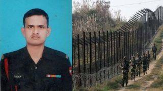 एलओसी पर बिहार का जवान शहीद 4 घायल, पाक के कई सैनिक हताहत
