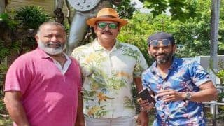 India vs West Indies: Ravi Shastri, Bharat Arun And Co. Have Coaches' Day Out at Bob Marley Museum in Jamaica