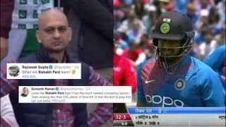 Rishabh Pant TROLLED For Playing Irresponsible Shot During India vs West Indies 1st T20I | SEE POST