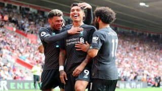 Premier League 2019-20 Report: Sadio Mane, Roberto Firmino Shine as Liverpool Extend Perfect Start; Pierre-Emerick Aubameyang Fires For Arsenal