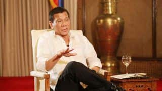 Philippines President Rodrigo Duterte to Start China Visit Amid Tensions