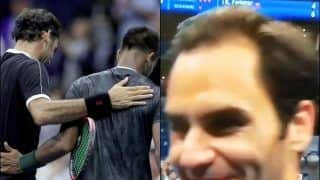 US Open 2019: 'I Thought I Played Like my Beard Today, I Was Rusty': Roger Federer After Beating Sumit Nagal  4-6 6-1 6-2 6-4 | WATCH VIDEO