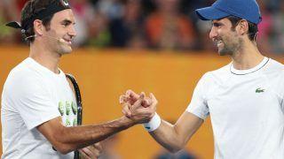 Novak Djokovic, Roger Federer Progress to Third Round of US Open