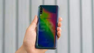 Samsung Galaxy A70s certified by WiFi Alliance, launch seems imminent