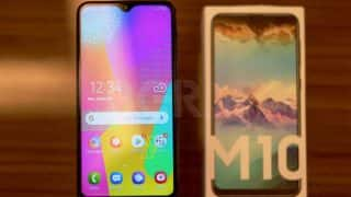 Samsung Galaxy M10s key features leaked online ahead of official launch