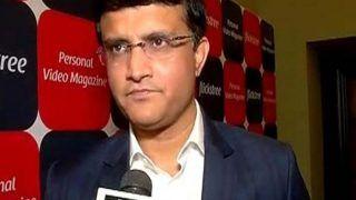 विराट कोहली को अपने खिलाड़ियों को लगातार मौके देने होंगे: पूर्व कप्तान सौरभ गांगुली