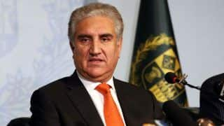 Coronavirus: Pakistan Foreign Minister Qureshi Tests Positive, Says Will Continue to Work From Home