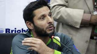 Shahid Afridi Backs Mohammad Hafeez, Urges PCB to Act Strongly Against Corruption in Cricket
