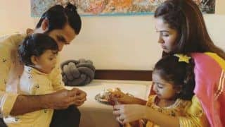 Shahid Kapoor, Mira Rajput's Kids Misha, Zain Kapoor Celebrate Raksha Bandhan in The Most Cutest Way