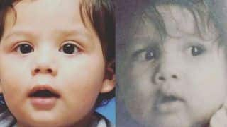 Like Father, Like Son! Shahid Kapoor Shares Adorable Picture of Son Zain Alongside His Childhood Photo