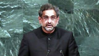 Ex-Pakistan PM Abbasi's Physical Remand Extended Till August 15