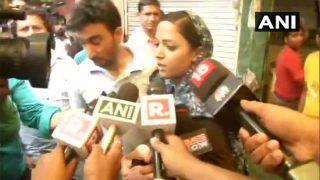 शहला राशिद आर्मी के खिलाफ दिए बयान पर कायम, मीडियाकर्मी से की बहस