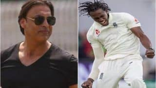 Shoaib Akhtar Slams Jofra Archer For Poor Sportsmanship After Hitting Steve Smith With a Bouncer During 2nd Ashes Test at Lord's Cricket Ground | SEE POST