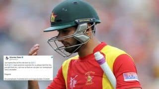 Sikandar Raza SLAMS ICC as They Replace Zimbabwe in T20 World Cup Qualifiers With Nigeria | SEE POST