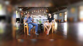 'Loved Giving it Back With Interest': Sir Vivian Richards During Chat With Virat Kohli on Facing Best Bowlers in World | WATCH VIDEO