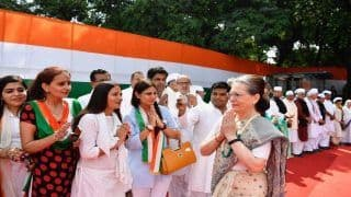 India No Place For Intolerance Yet Millions Encounter Discrimination Everyday: Sonia Gandhi