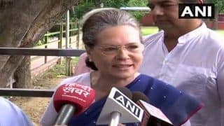 Sonia Gandhi Forms Coordination Committee of Punjab Soon After Dissolving State Committee