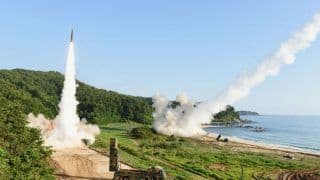 North Korea Fires 2 Unidentified Projectiles Into East Sea on Friday