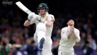 Ashes 2019: Coach Justin Langer Lavishes High Praise on Steve Smith After Another Stellar Performance Against England During 2nd Test at Lord's | WATCH VIDEO