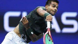 US Open: भारत के सुमित नागपाल से पहले ही सेट में हार गए 20 बार के ग्रैंड स्लैम विजेता रोजर फेडरर