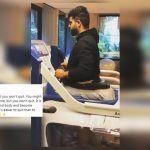 Suresh Raina Hits Gym After Knee Surgery, Shares Motivational Post | WATCH