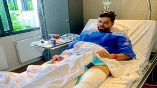 Suresh Raina Out From Action For 4-6 Weeks, Undergoes Knee Surgery