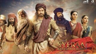 Sye Raa Narasimha Reddy: Amitabh Bachchan Agreed to Work With Chiranjeevi in no Time