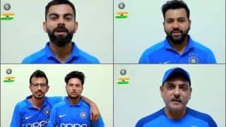 Independence Day 2019: Virat Kohli to Rohit Sharma, How Team India Cricketers Wished Fans on 15th of August | WATCH VIDEO