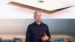 China Trade War Will Help Samsung, Tim Cook Tells Donald Trump