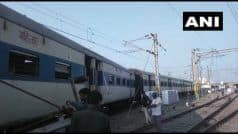 बड़ा रेल हादसा टला, हावड़ा स्टेशन के पास कालका मेल के दो डब्बे पटरी से उतरे