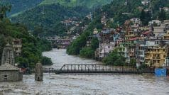 28 Killed, 22 Missing as Rains Wreak Havoc in Himachal Pradesh, Punjab & Uttarakhand; Delhi on Flood Alert